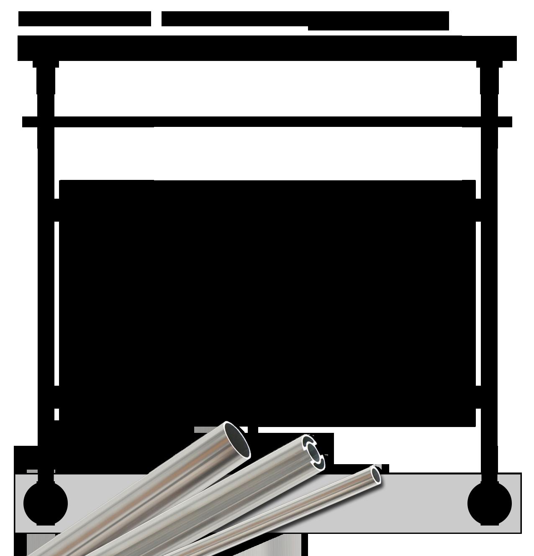 garde corps alu finition inox vitrage color partie basse et 1 lisse partie haute fixation nez. Black Bedroom Furniture Sets. Home Design Ideas
